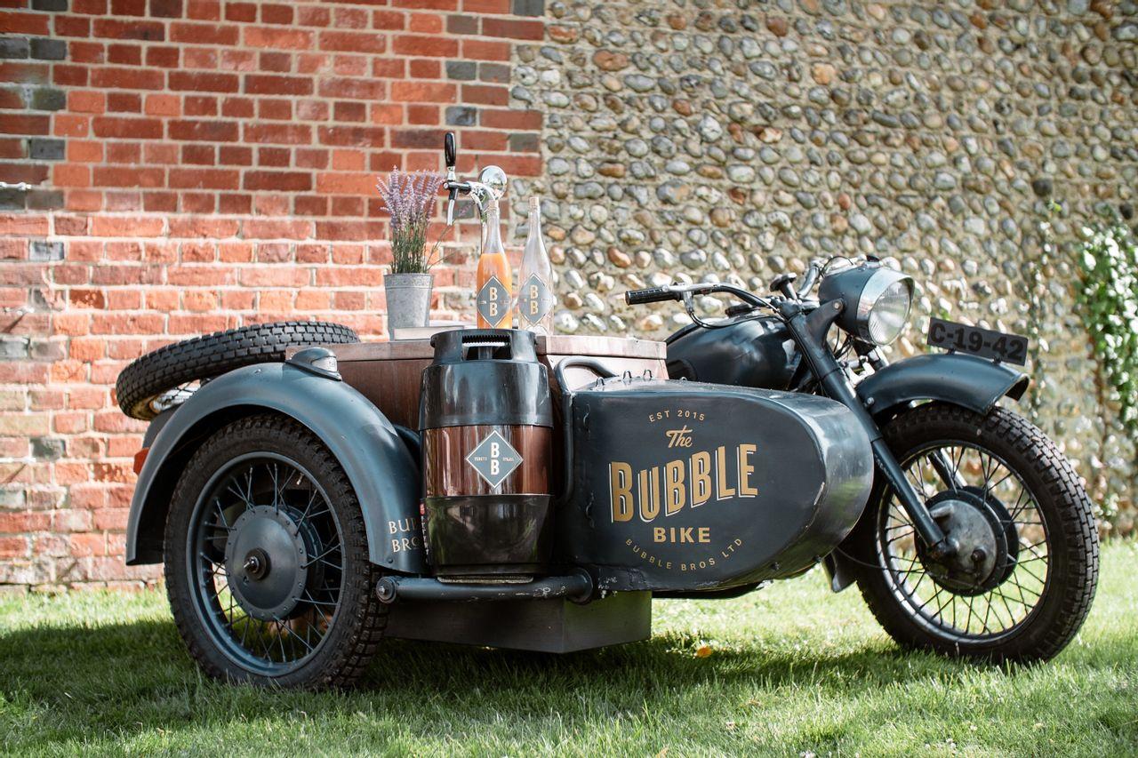 The Bubble Bike, Bubble Bros Ltd