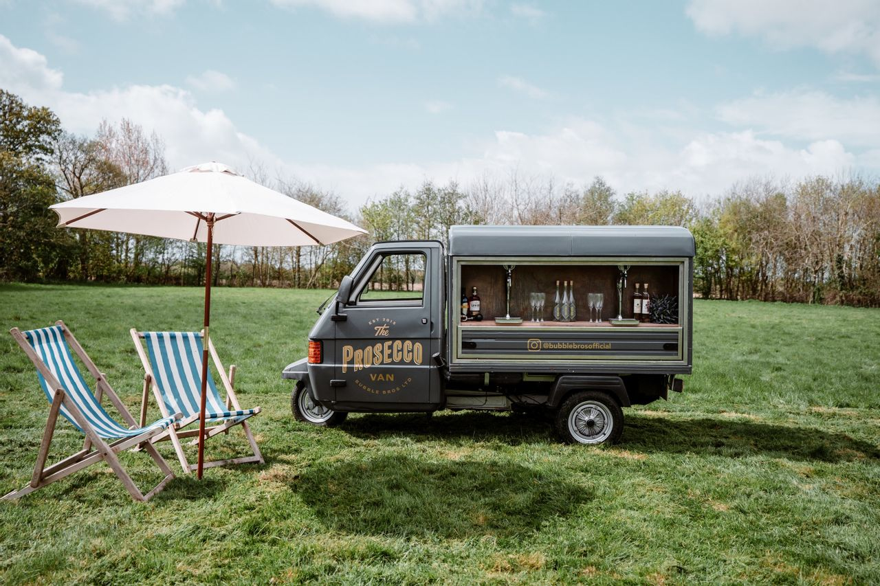 The Prosecco Van, Bubble Bros Ltd