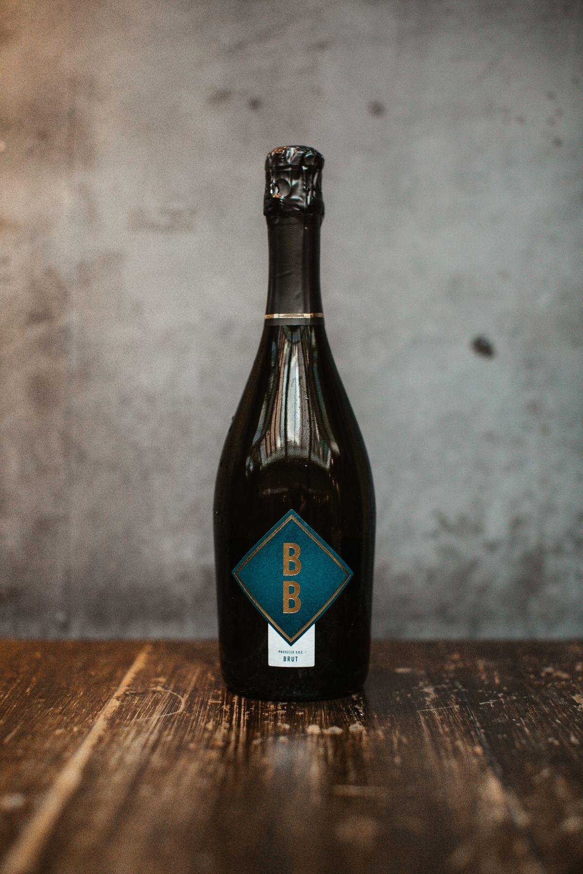 BB Bottled Brut Prosecco, Bubble Bros Ltd