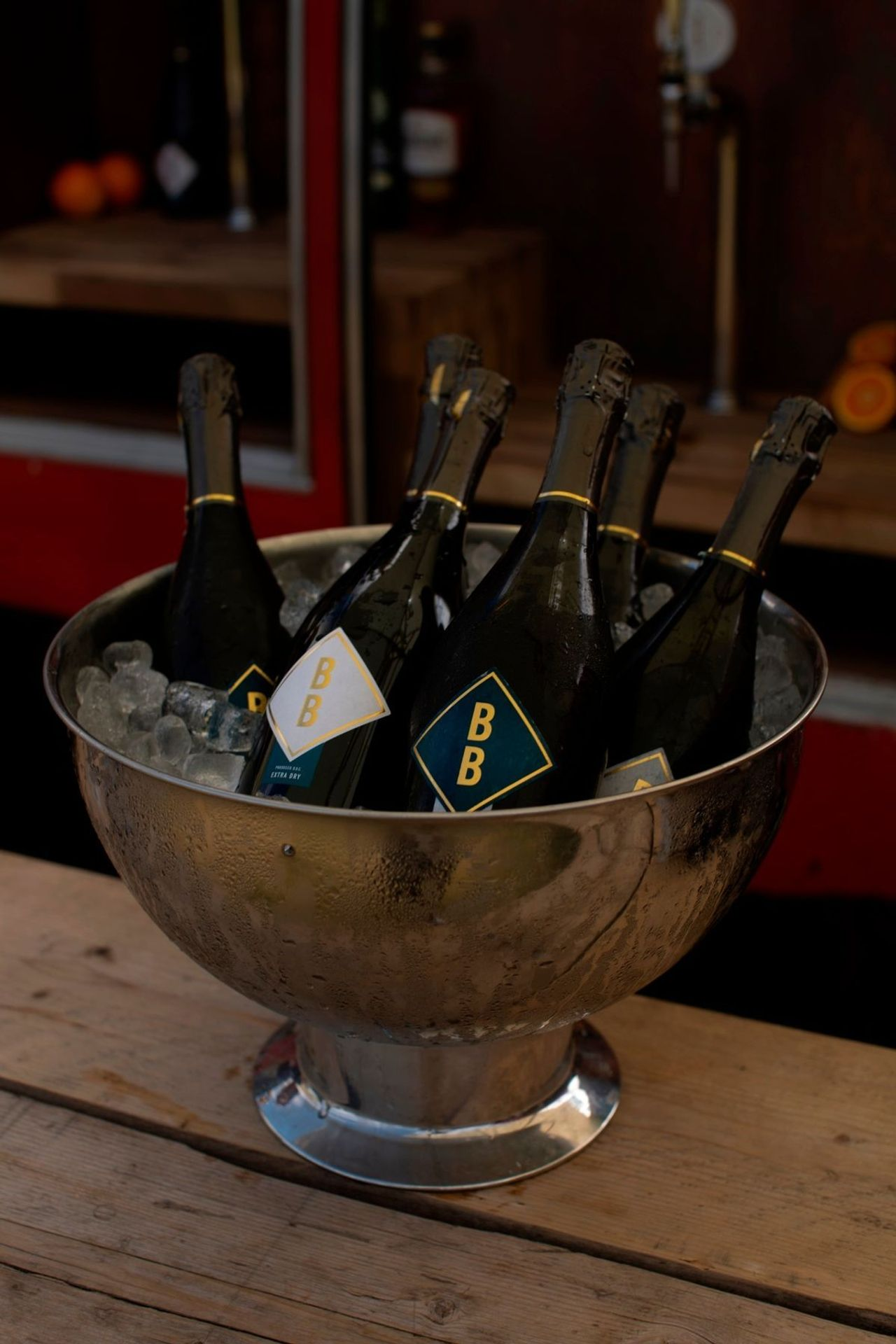 Double Bubble - One Bottle of Brut. One Bottle of Extra Dry Prosecco, Bubble Bros Ltd