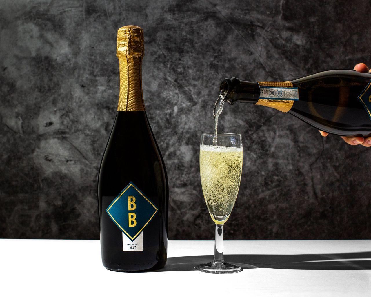 Bottle - BB Brut Prosecco, Bubble Bros Ltd