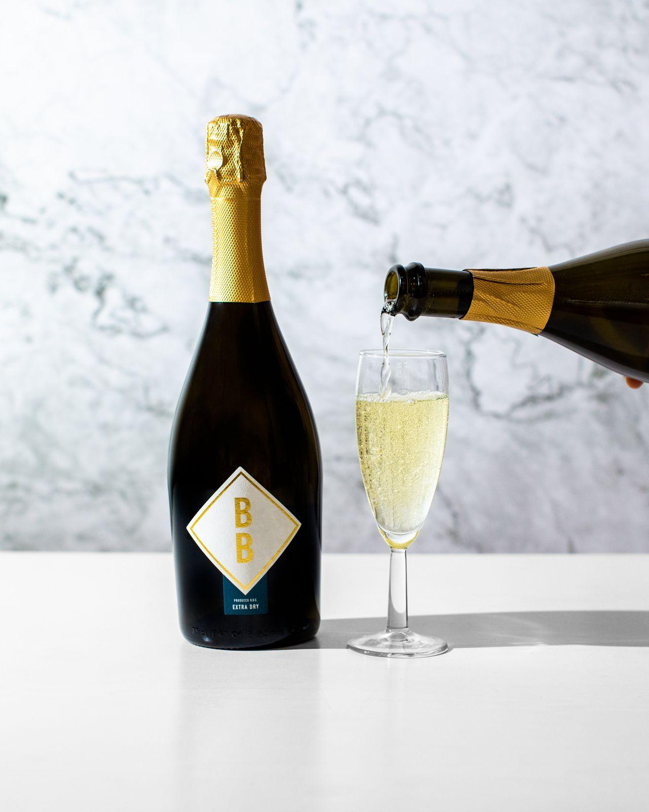 Bottle - BB Extra Dry Prosecco, Bubble Bros Ltd