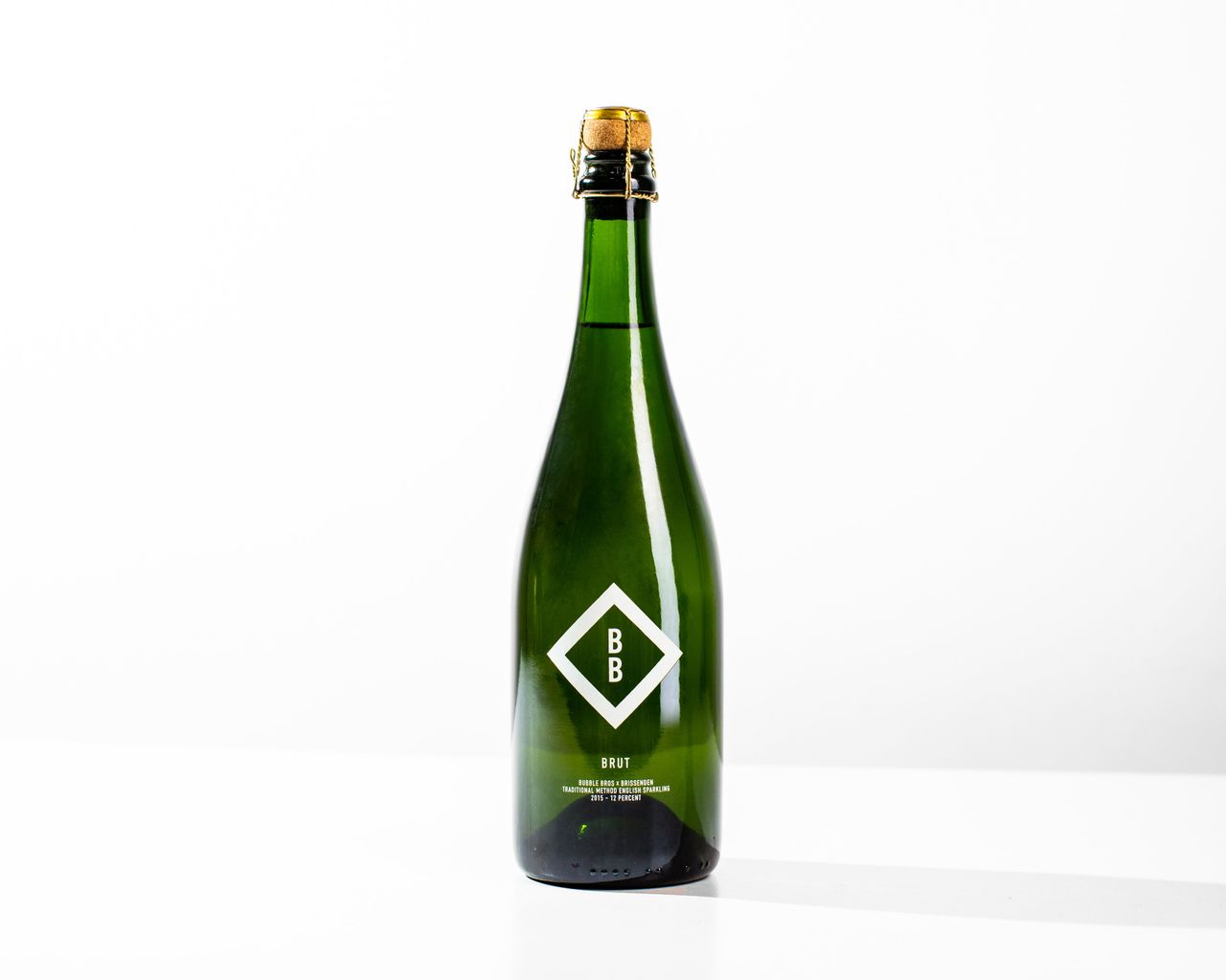 Bottle - BB Sparkling English Brut, Bubble Bros Ltd
