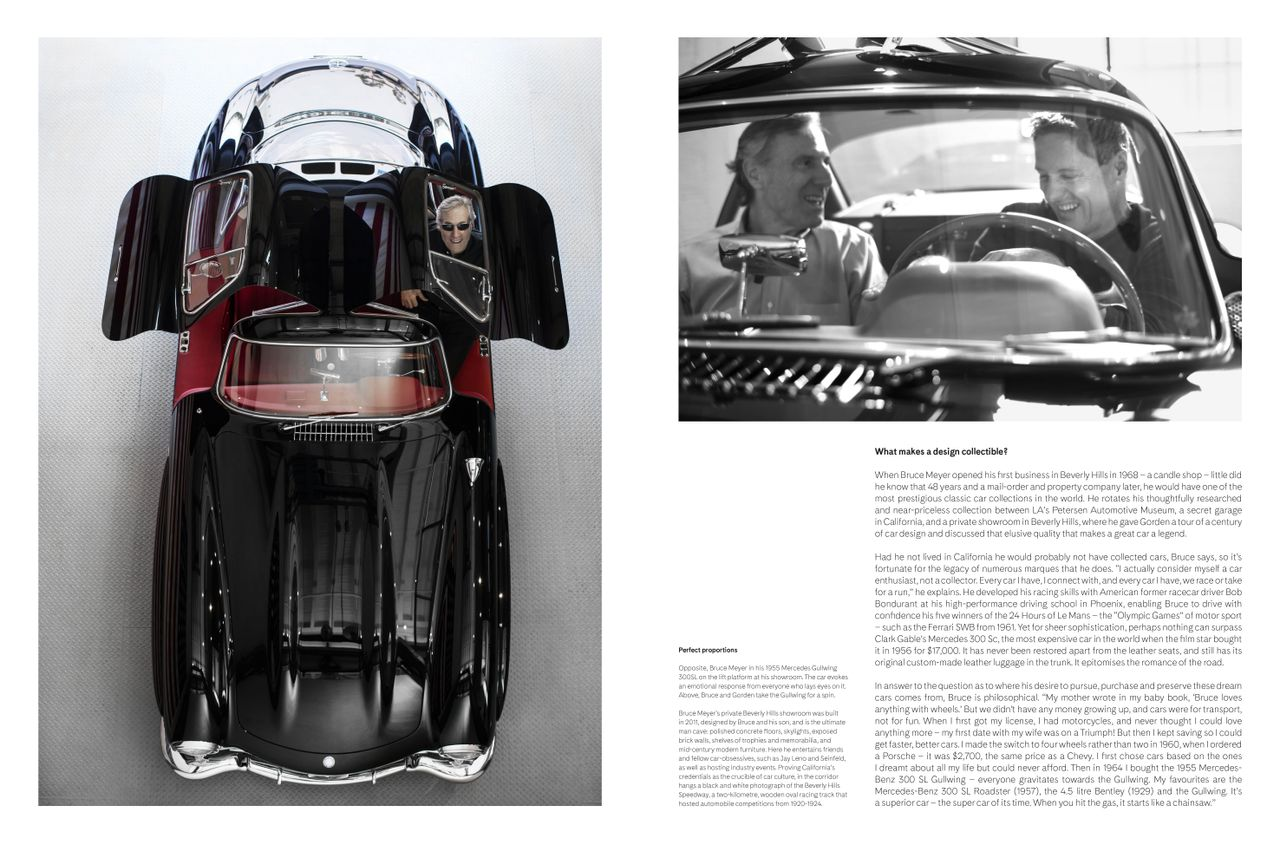 Mercedes: Sensual Purity, Michael Harrison