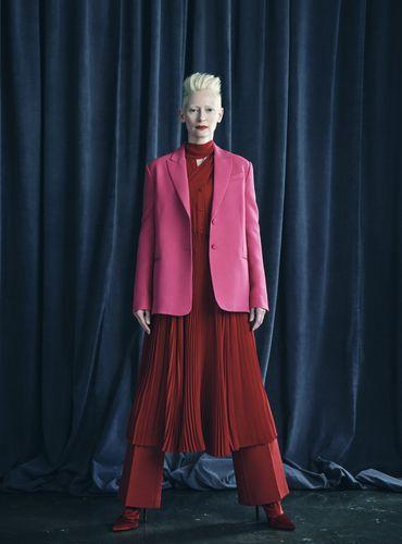 Jason Bell — Vanity Fair Cover Suspiria VF Tilda Swinton (SOHO Management)