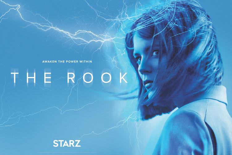 Jason Bell — The Rook Series Poster