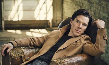 Jason Bell — Benedict Cumberbatch