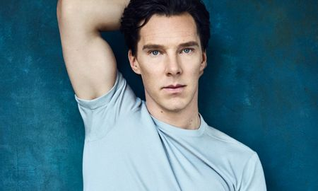 Jason Bell — Benedict Cumberbatch, Vanity Fair Feature, 2016