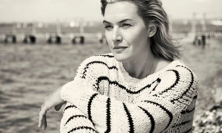 Jason Bell — Kate Winslet Hollywood reporter