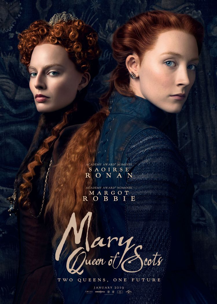 Jason Bell — Mary Queen of Scots Film Poster