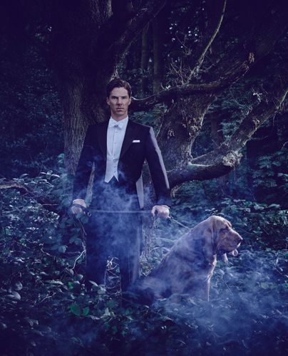 Jason Bell — Benedict Cumberbatch (SOHO Management)