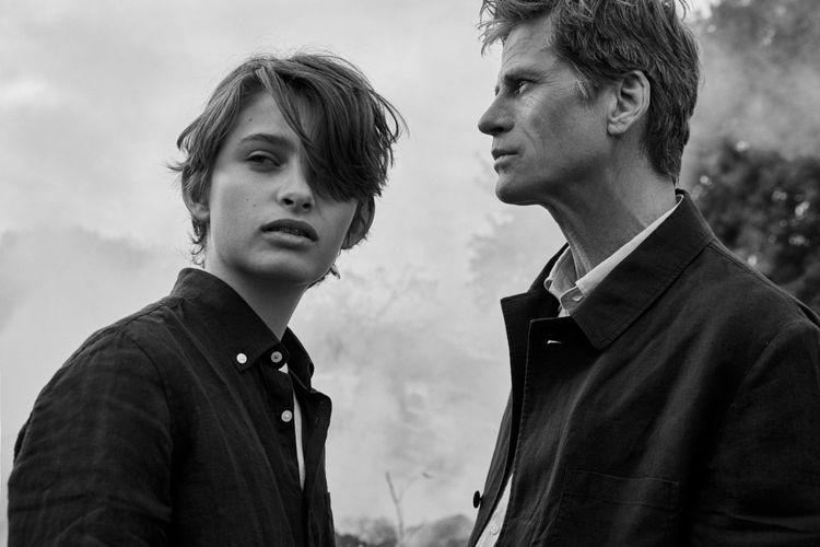 Hunter & Gatti — Massimo Dutti Fatherhood (SOHO Management)