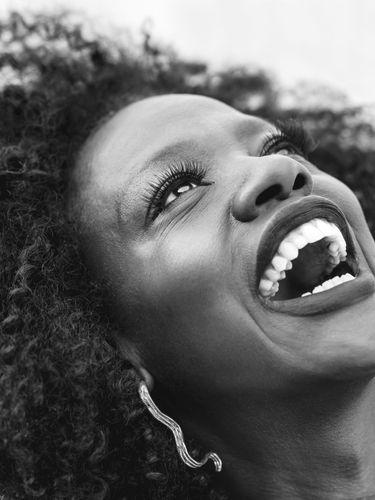 Virginie  Khateeb — Viola Davis (SOHO Management)