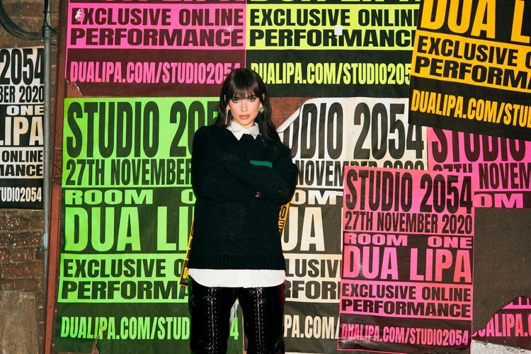 Pixie Levinson — Dua Lips Studeio 2054 (SOHO Management)