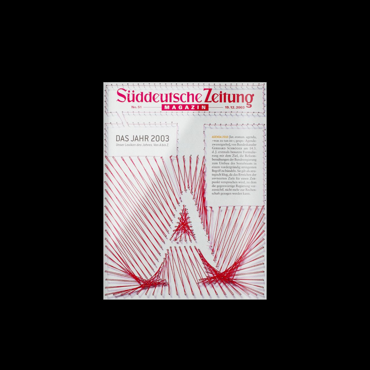 SZ Magazine, Studio Umlaut