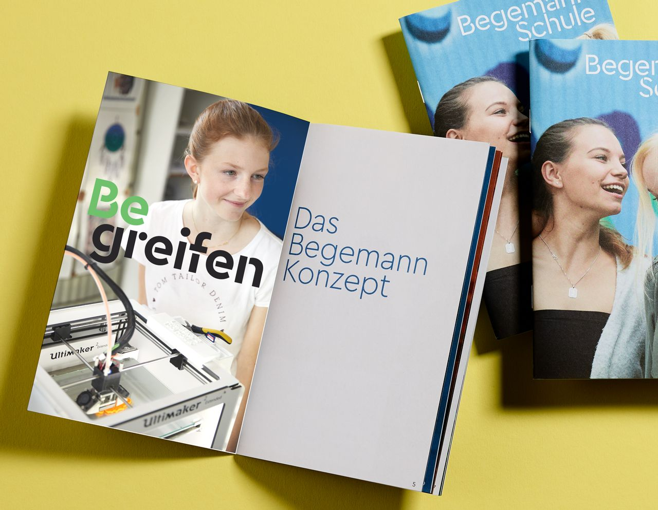 Begemann School, Studio Umlaut