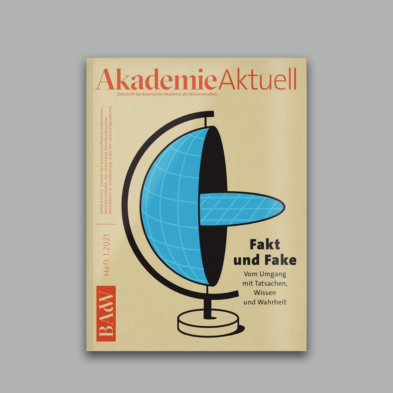 Akademie Aktuell  1.2021, Studio Umlaut