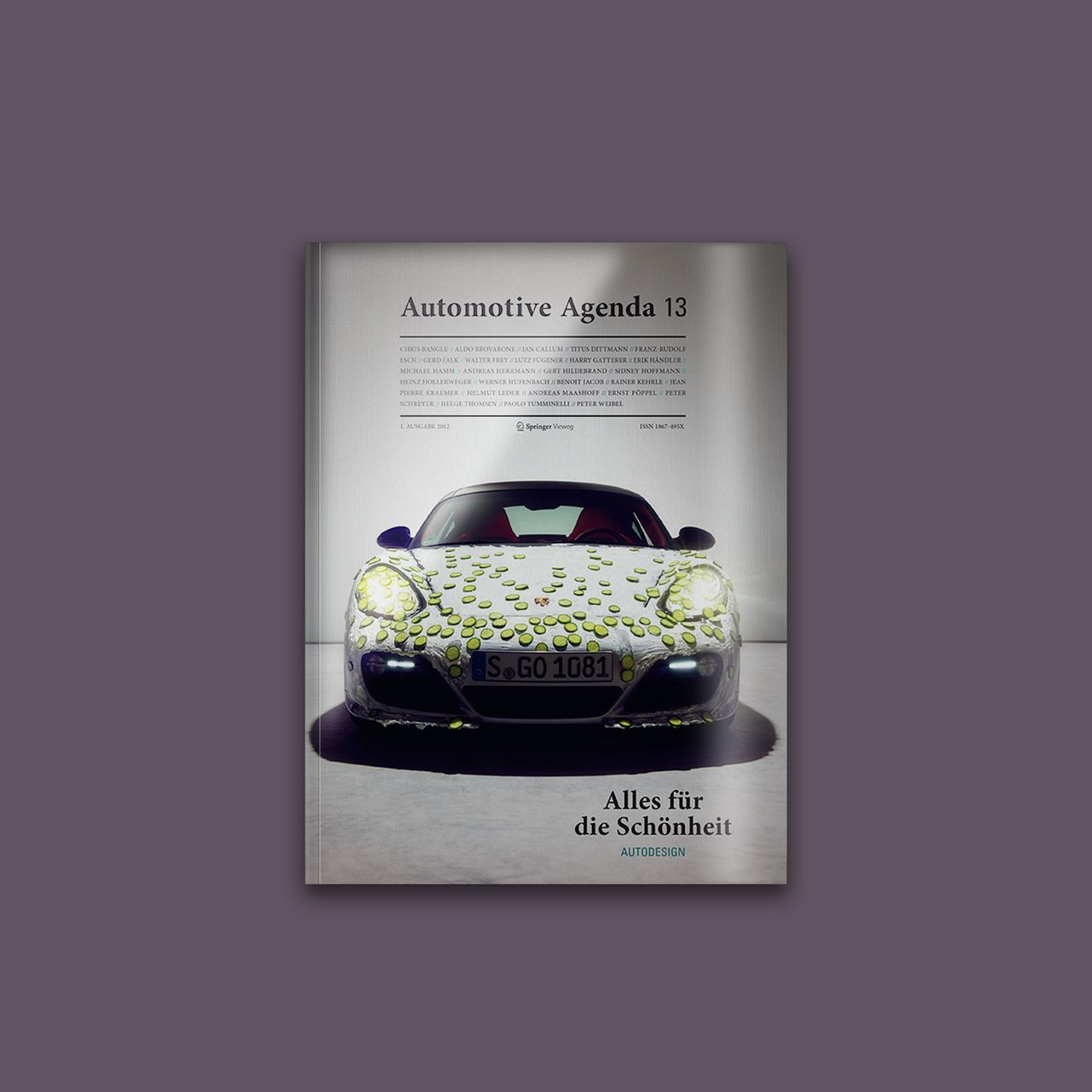 Automotive Agenda, Studio Umlaut