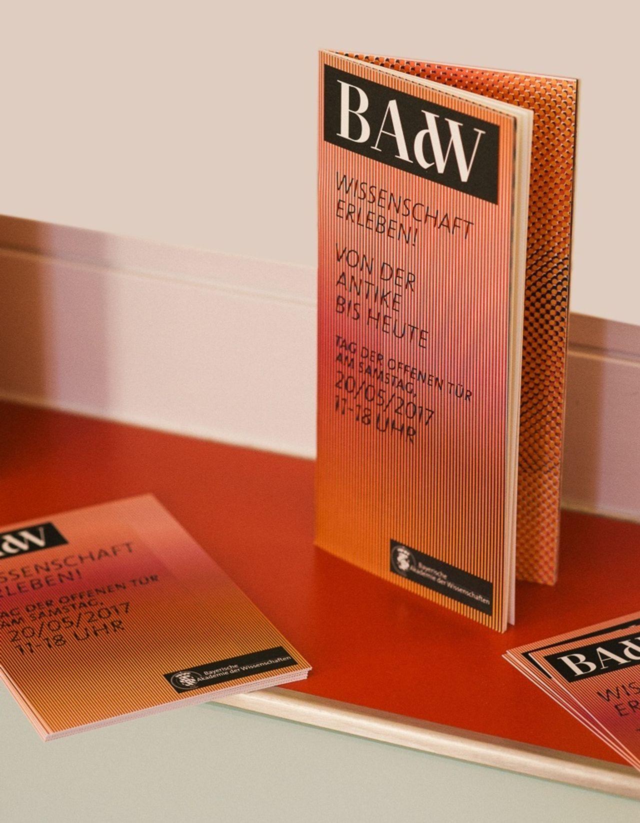BAdW, Open-door day, Studio Umlaut