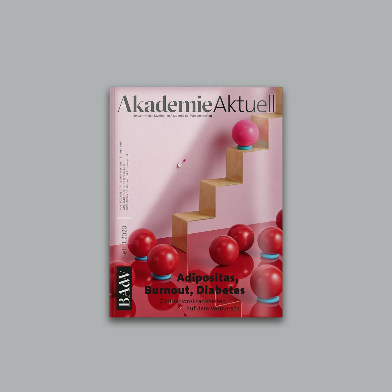 Akademie Aktuell  1.2020, Studio Umlaut