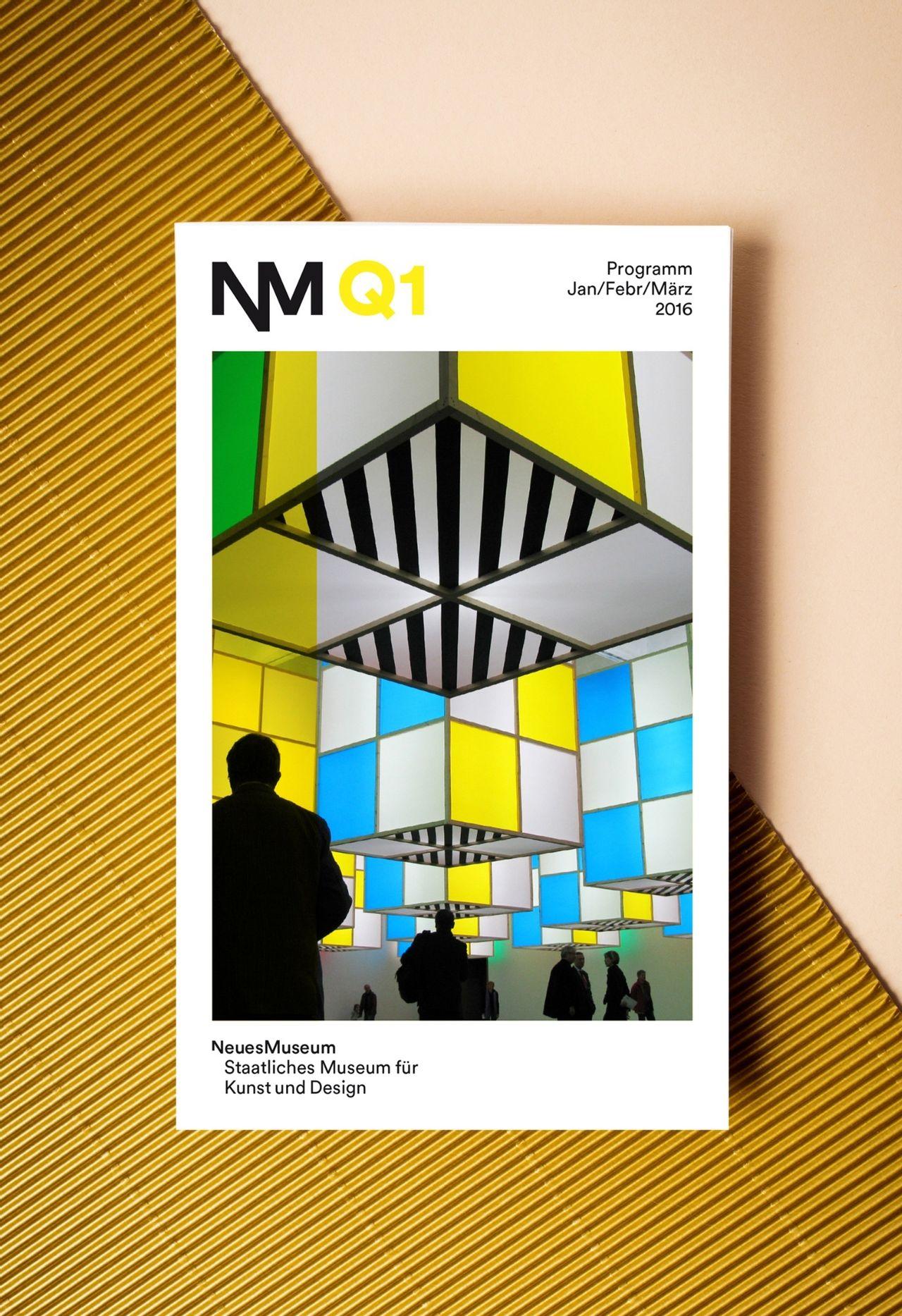 Neues Museum Nuremberg, Studio Umlaut
