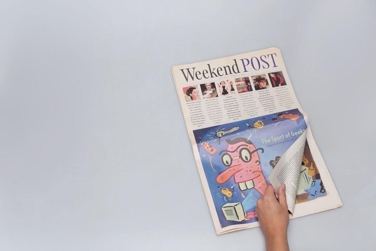 Weekend Post - Canada, Studio Umlaut