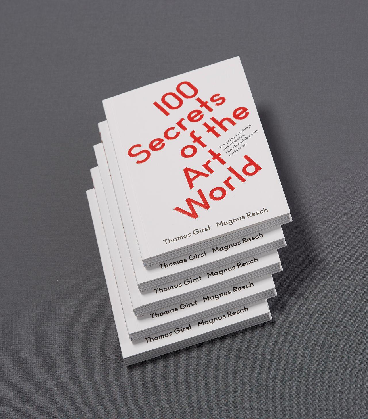 100 Secrets of the Art World, Studio Umlaut