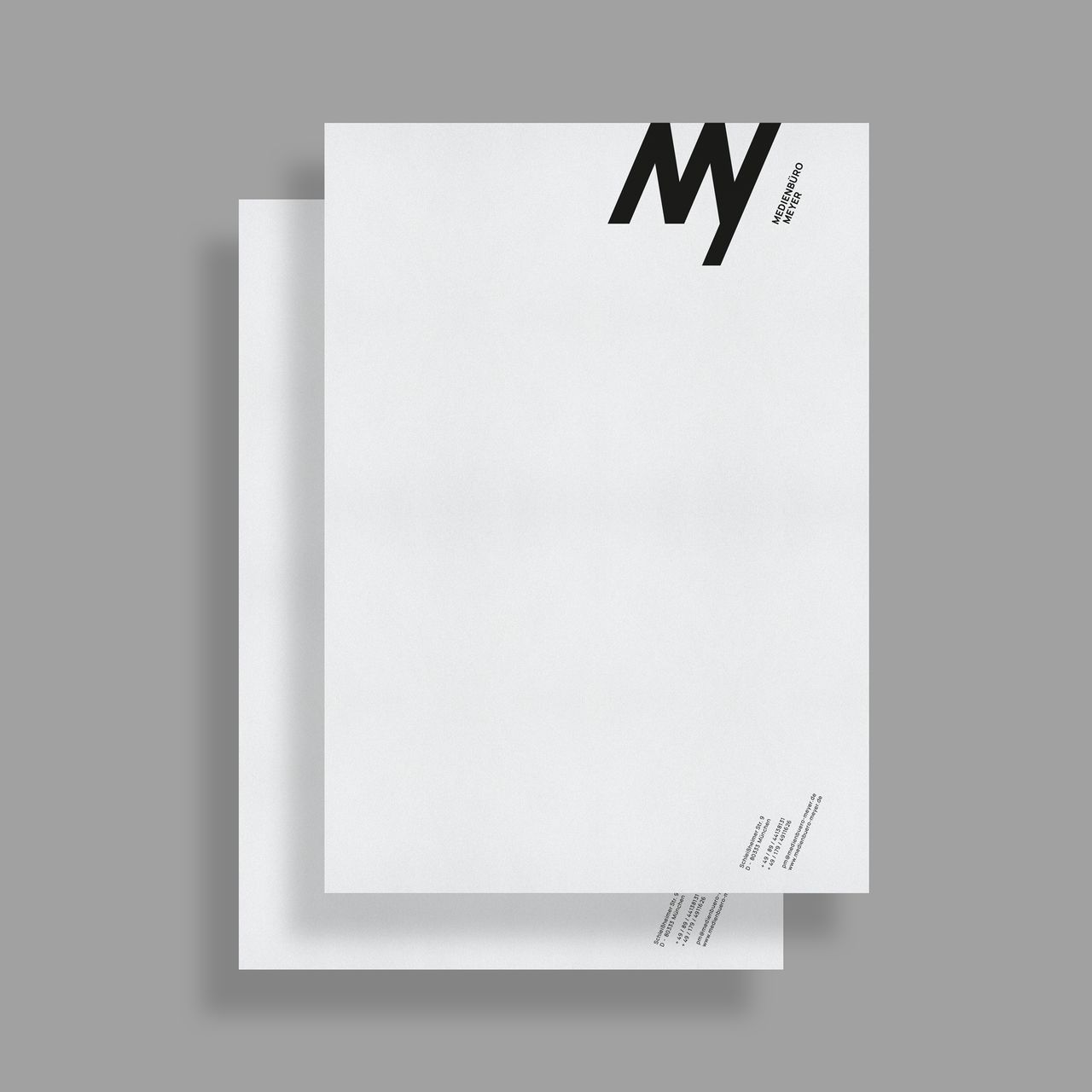 MY Mediaoffice Meyer, Studio Umlaut